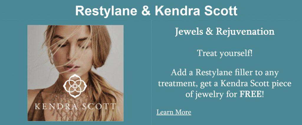 Restylane and Kendra Scott
