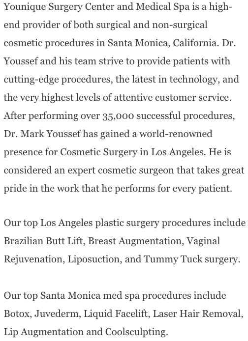 Meet Dr Youseff